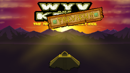 Wyv and Keep: The Temple of The Lost Idol PREVIEW