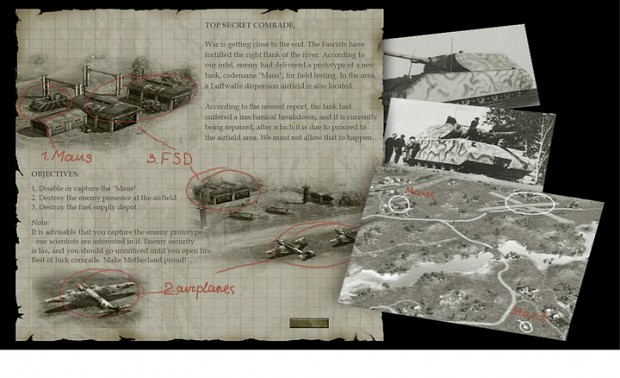 Prototype of Soldiers: Heroes of World War II