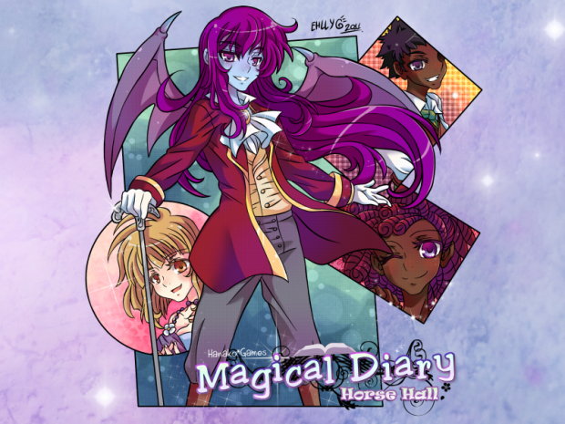 Magical Diary Linux Demo