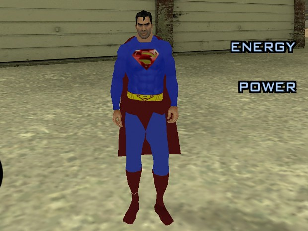 Superman Returns early mod