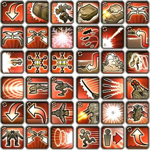 Extracted Portraits and Icons from RA3/Uprising