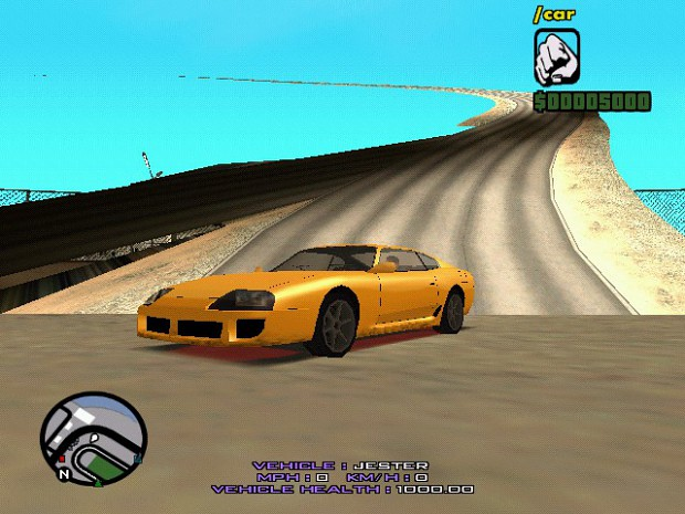 Neon Brown to GTA SA Cars