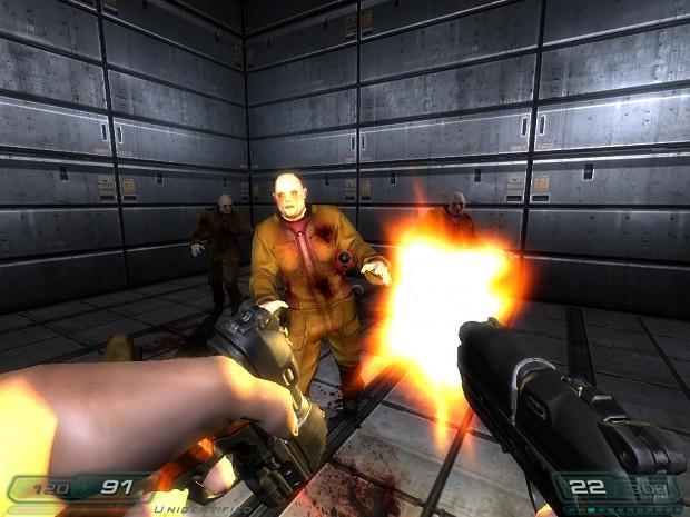 Dual Pistols III