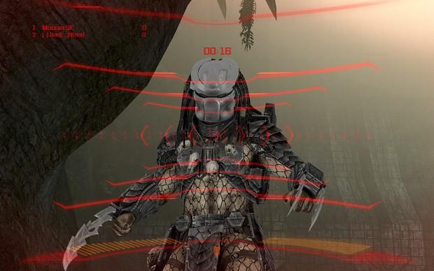 AVP Predator 1 Skin