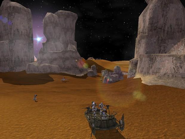Dune Sea: Sunset (Final)