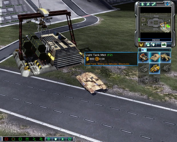 Light Tank MkII