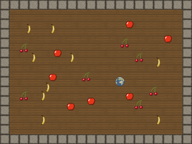 Collect The Fruit! *DEMO*