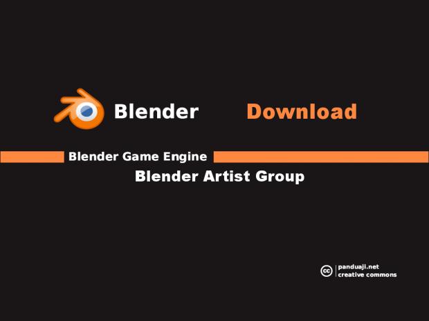 Blender 2.58a Linux