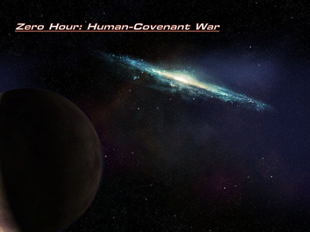 Zero Hour : Human-Covenant War Beta V 0.60