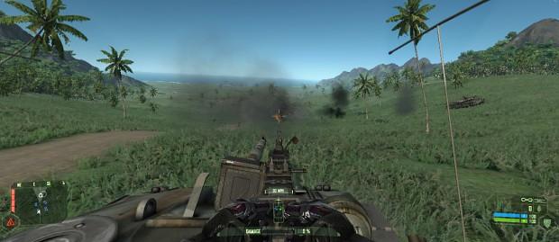 RTS/FPS Level - Assuming Command