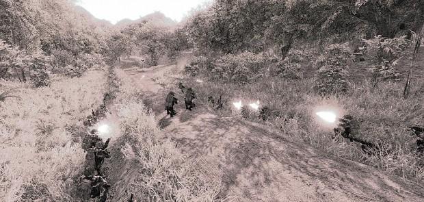 RTS/FPS Level - Infantry Demo