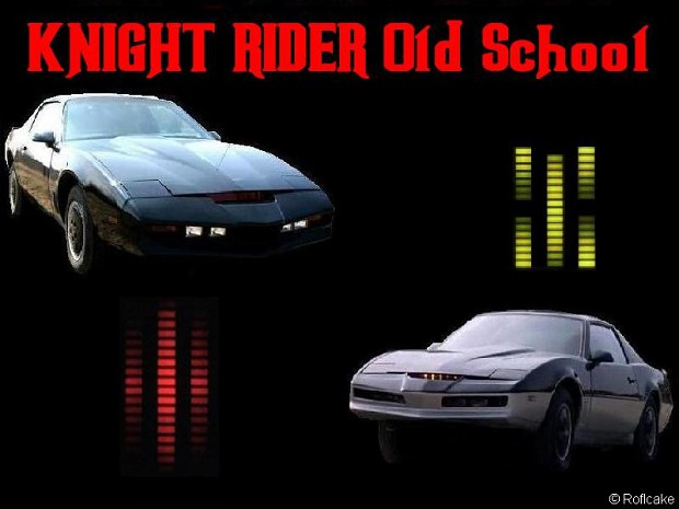 Knight Rider Old School MOD 0.4b