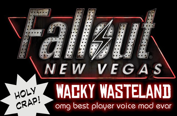 Wacky Wasteland Sound & Voice Additions