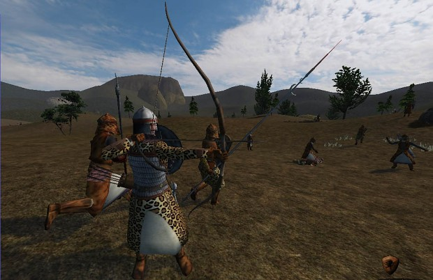(M&B .903) Band Of Warriors Expanded 1.3