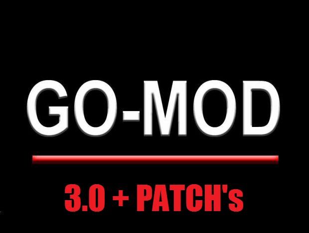 Go-Mod 3.0 + Patches