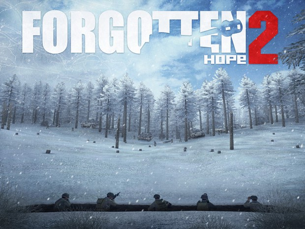 Forgotten Hope 2.4 - 1/3 (obsolete)