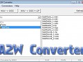 A2W Converter