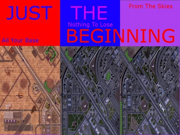 Just the beginning...