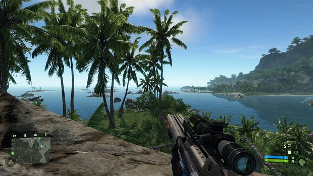 Crysis Maximum Screenshot Pack