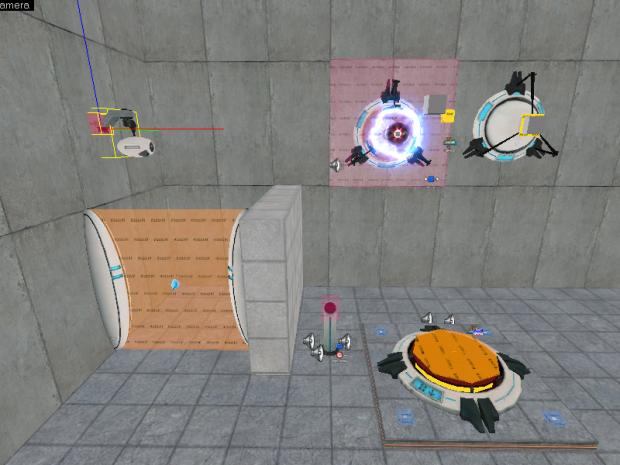 Portal Prefabs
