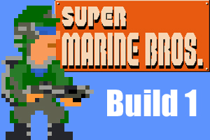 Super Marine Bros Build 1