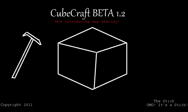 CubeCraft BETA 1.2