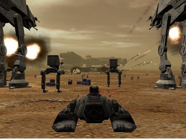 RotE + Tatooine Assault