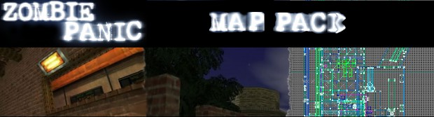 The Zombie Panic! Map Pack