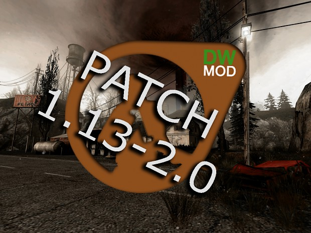 DangerousWorld Patch 1.13-2.0