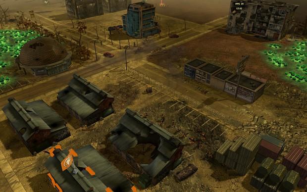 Infestation City