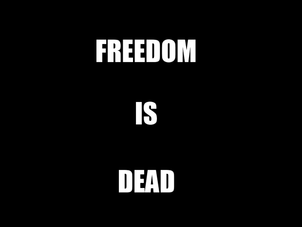 Freedom Is Dead Beta Demo