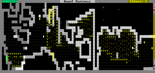 Dwarf Fortress 0.31.25 (SDL & No Music)