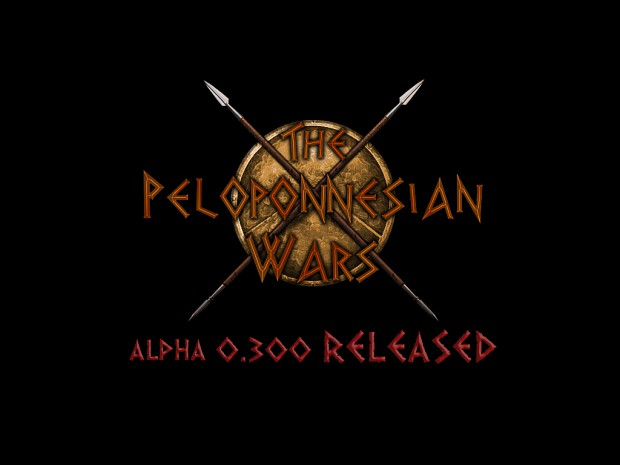 The Peloponnesian Wars RELEASED!