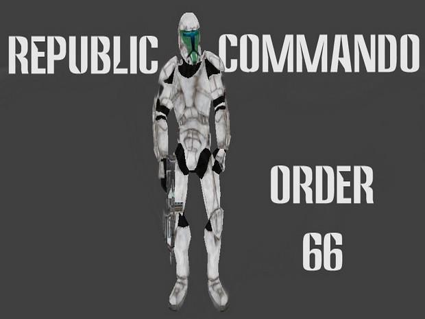 Republic Commando 2 Order 66 Clone Textures