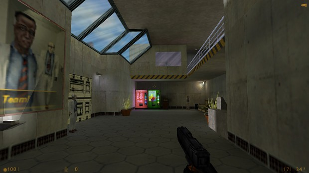 Half-Life Hazardous Materials alpha Demo