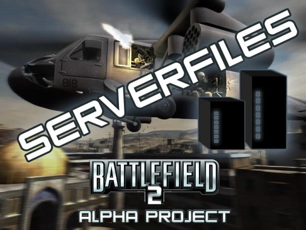 Alpha Project V0.1 Serverfiles