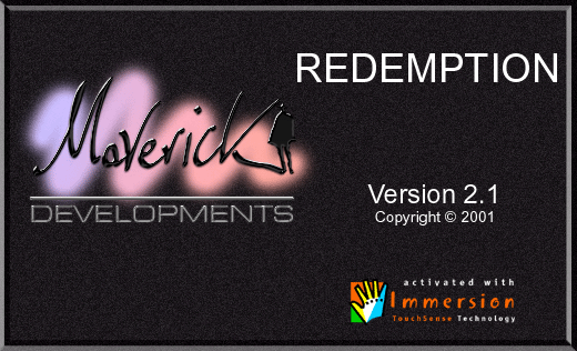 Absolute Redemption *Patched for Steam*