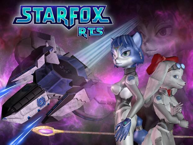 Starfox RTS - First Demo