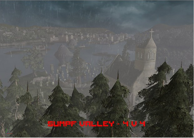 Sumpf Valley