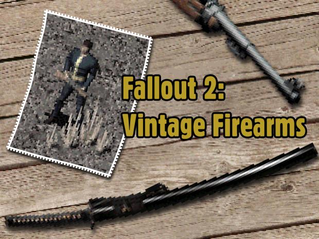 Vintage Firearms Mod v1.1