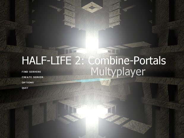 Half-Life 2: Combine-Portals Multiplayer (V 0.1)