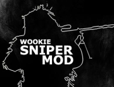 WOoKie Sniper Mod 1.15