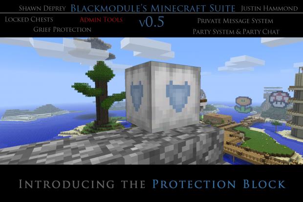Blackmodule's Minecraft Suite v0.5.3 For Windows