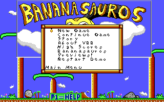 Bananasauros Midi Soundtrack