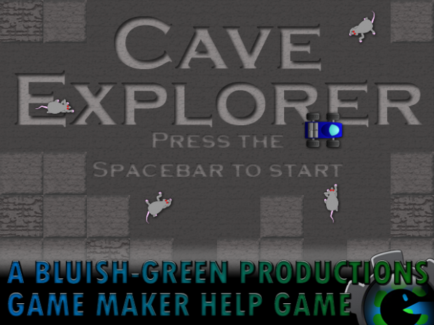Cave Explorer (Finished .exe) GM8.1