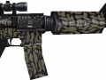 M4A1 Scope With Camo