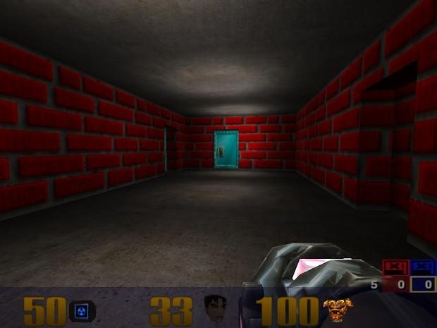 Wolf3D Episode 5 - Floor 4
