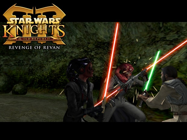 Revenge of Revan Demo (Beta)
