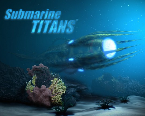Submarine Titans wallpapers
