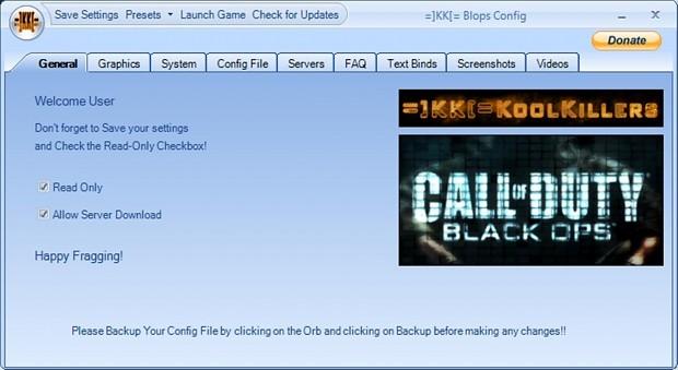 =]KK[= Black Ops Config Tool
